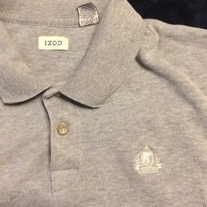 Izod long sleeve shirt (XXL)